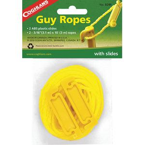 Coghlans 8295 Guy Ropes With Slides (Coghlans)
