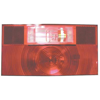 Anderson Marine V25912 25911/25912 Rv STOP, TURN, & Tail Light W/reflex