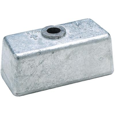 NEW MARTYR ANODES ZINC OMC CURVED BLOCK MTR CM431708Z