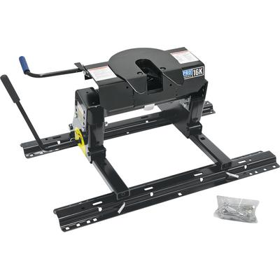 Fulton Products 31860 Pro Series™ 16K Fifth Wheel Hitch With Square Tube Slider (Reese Pro Series)