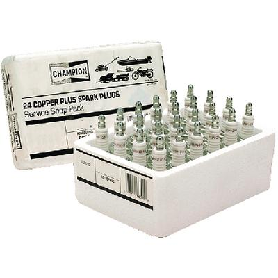 Champion Spark Plugs L77JC4SP SHOP PACK SPARK PLUGS / SPARK PLUG 821S SHOP PACK