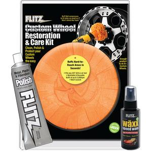 Flitz MW51502 Custom Wheel Restoration Kit (Flitz)