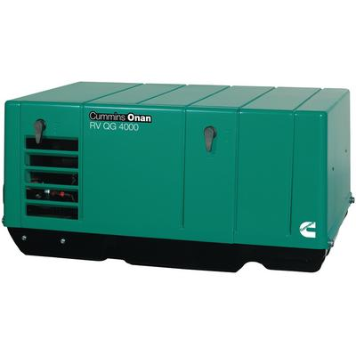 Cummins (Onan Generators) 40KYFA6747 Rv Generator Quiet Gasoline™ Series - Rv Qg 4000 (Onanred)