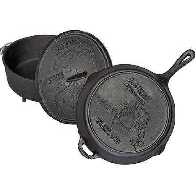 Camp Chef CBOX100 National Parks Cast Iron Set