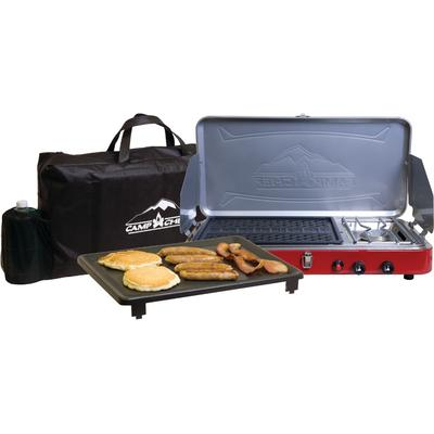 Camp Chef MS2GG Rainier Camper Combo W/bag (Campchef)