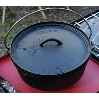 Camp Chef SDO12 Mule Deer Dutch Oven (Campchef)