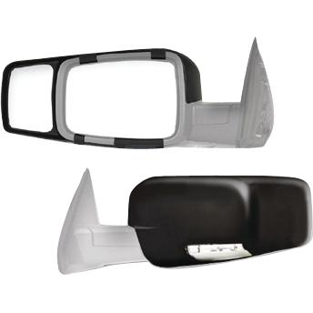 K-Source 80710 80710 Snap-On Towing Mirrors (K-Source)