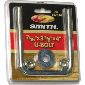 "C.e. Smith 15253A Square Bent ""u"" Bolts (Ce Smith)"