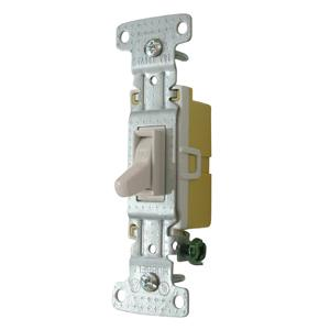 Diamond Group 130173V Standard Toggle Light Switch (Diamond_Group)