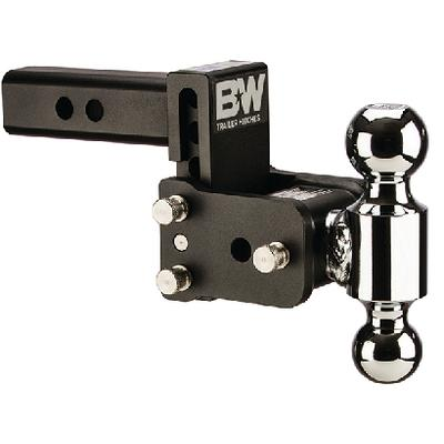 B & W Trailer Hitches TS10047B Tow & Stow™ - Receiver Hitch (B&w)