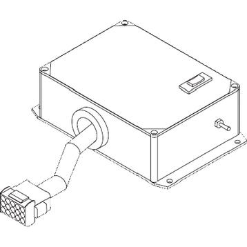 Dometic 3307844005 Weatherpro Simon Control Box