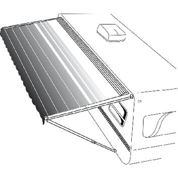 Dometic Rv 848NW17400B 8500™ Manual Patio Awning (Dometic)