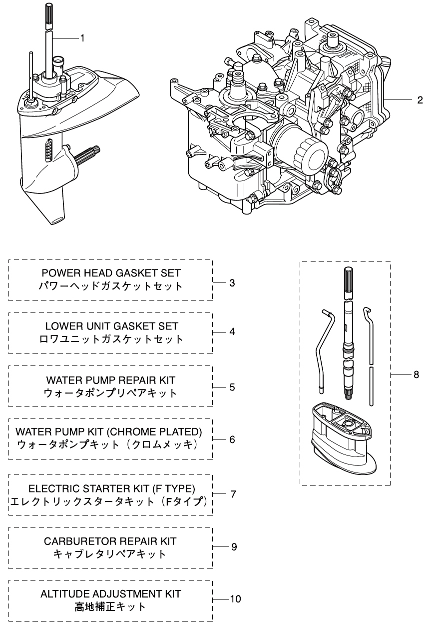 Tohatsu 9 Outboard Wiring Diagram Ignition Control Module On Chevrolet
