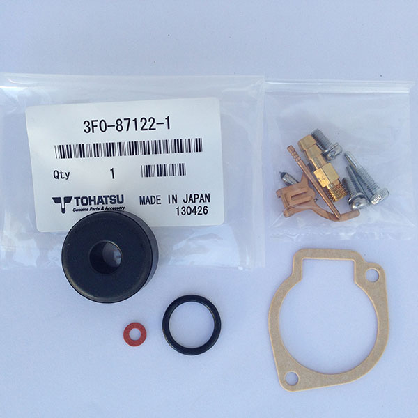 3F0871221M Carburetor Repair Kit 2.5/3.5A2/-3.5B Superseded to 3F0871222M