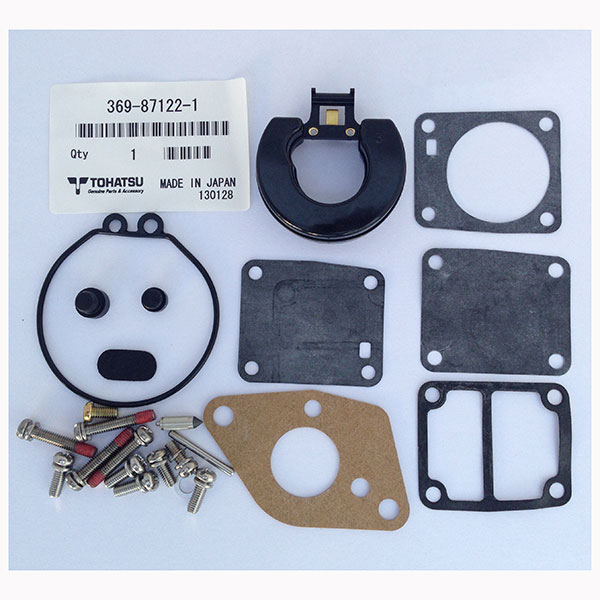 369871221M Carburetor Repair Kit 5B 8B 9.8