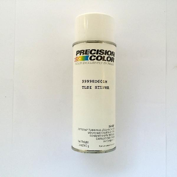 99998D601M Paint Tohatsu/nissan Tldi Silver 12 Oz Spray Can