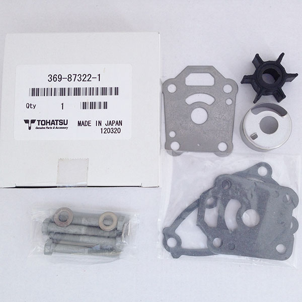 369873221M Water Pump Repair Kit