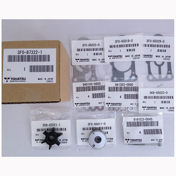 3F0873221M Water Pump Repair Kit